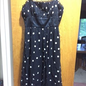 Nine West polka dot dress